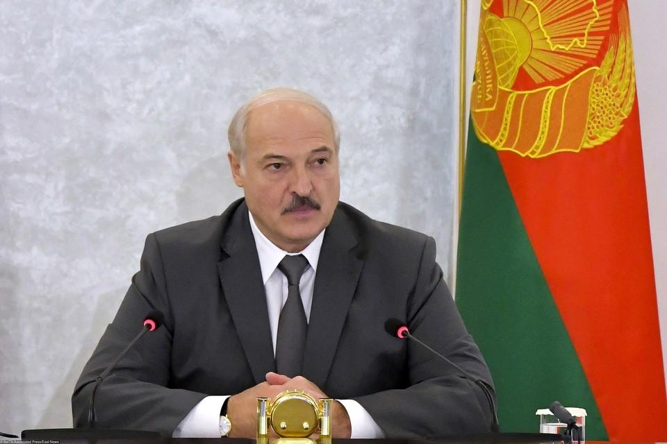 Президент Белоруссии Лукашенко дал интервью представителям ведущих российских СМИ