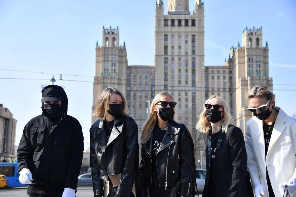 В Москве началась вакцинация жителей от коронавируса