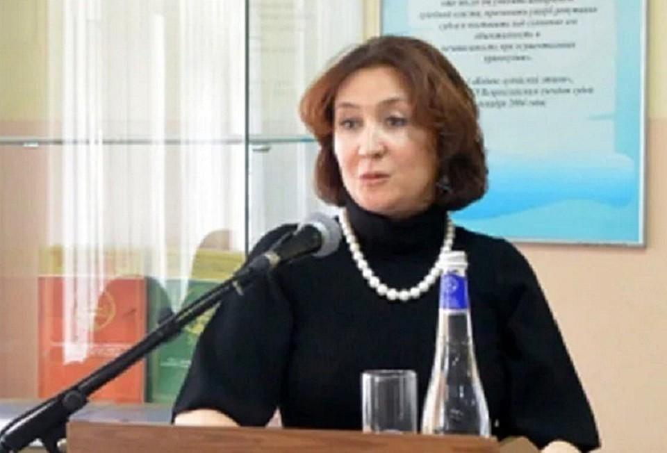 «Золотая судья» Елена Хахалева поборется за мантию 5 октября