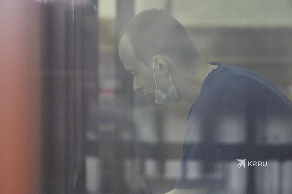 Александров ответил на вопросы в суде