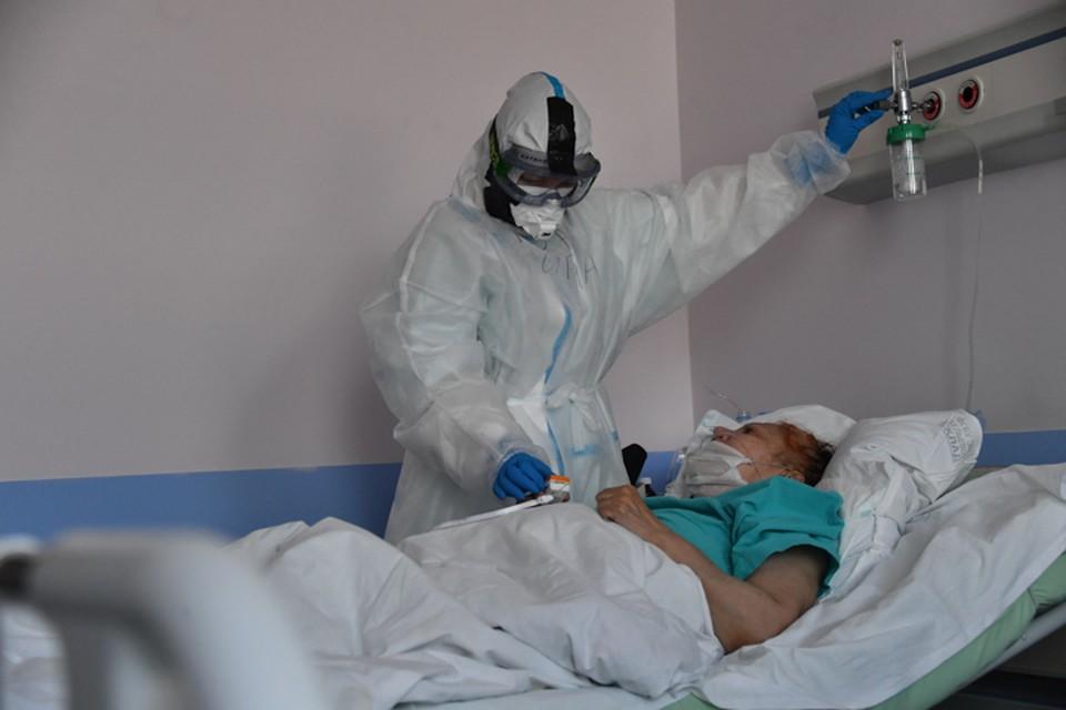 За минувшие сутки выписаны из больниц 43 пациента