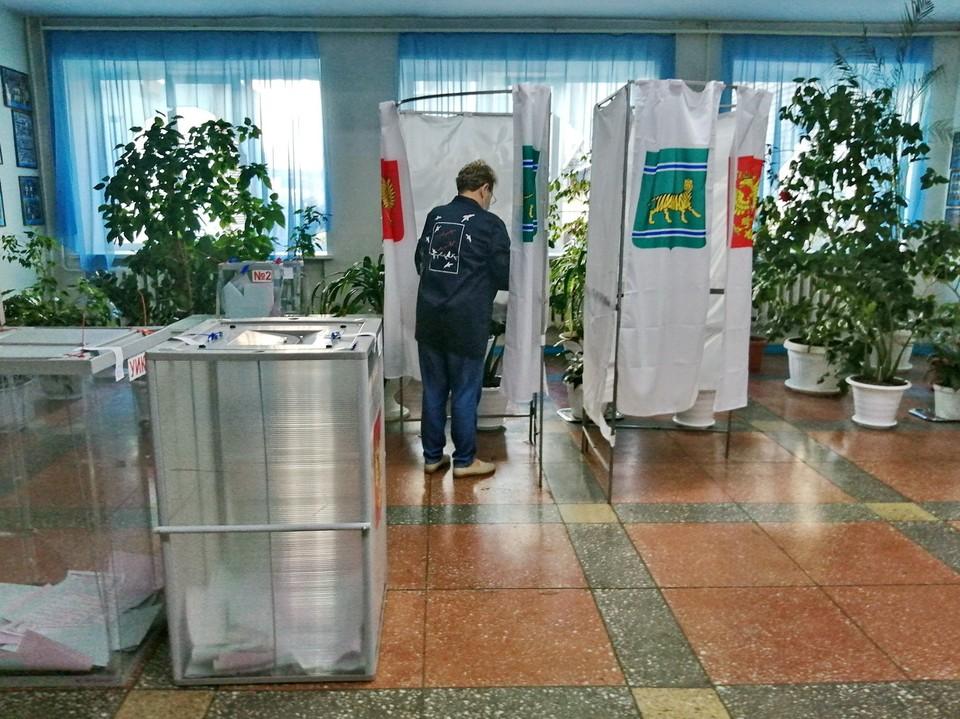 Более половины жителей ЕАО уже приняли участие в выборах губернатора