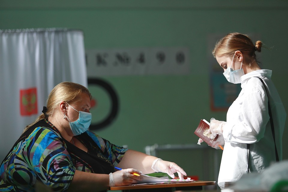 Голосование в Красноярском крае 13 сентября 2020: подведены итоги.