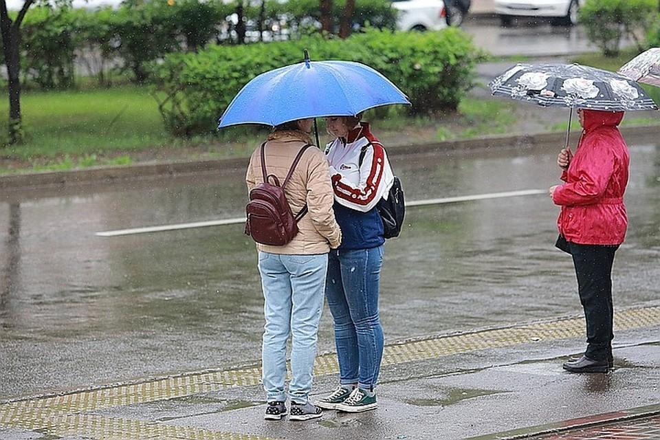 Погода в Нижнем Новгороде на 14-20 сентября 2020 года: похолодание и дожди