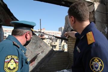 Допущены серьезные нарушения: на застройщика сгоревшей многоэтажки в Краснодаре завели уголовное дело