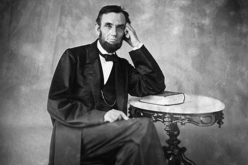 Линкольн был первым представителем Республиканской партии на высшем государственном посту.