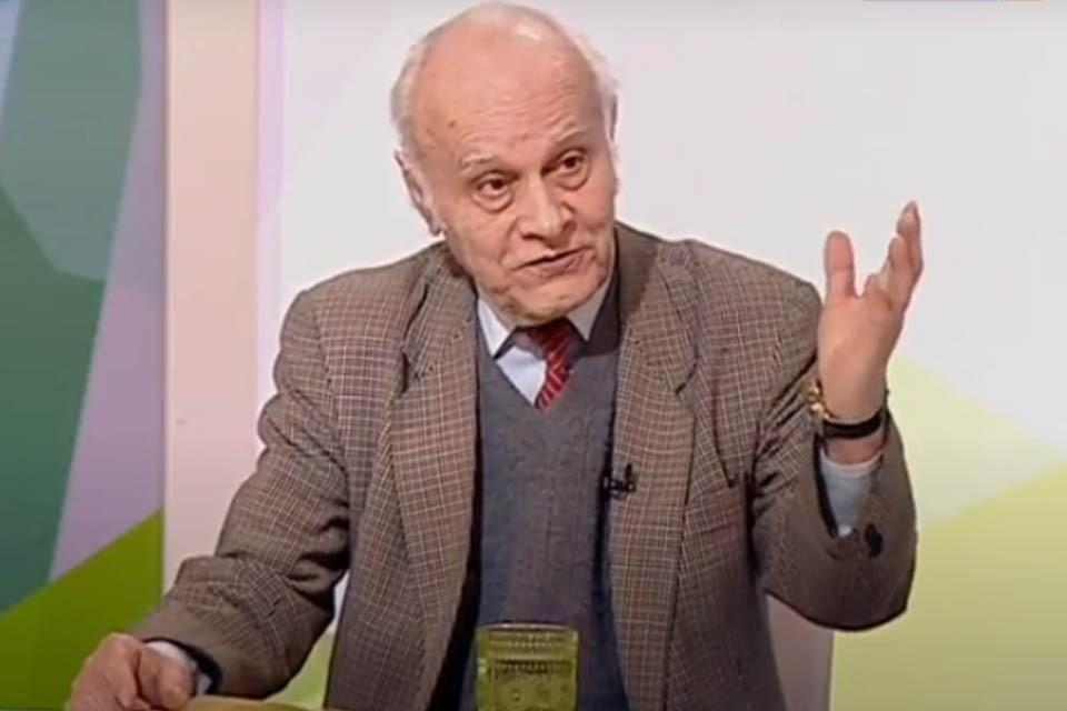 "Борису Вартапетяну было 95 лет. Фото: канал ""Россия К"""