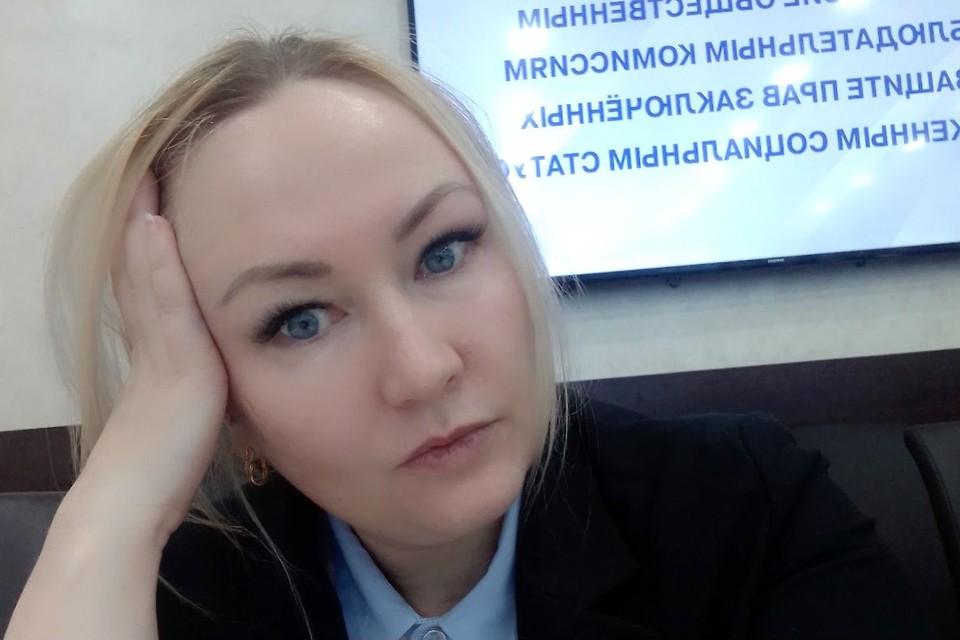 Марцинкевич предлагал Оксане Труфановой сделать интервью о бунте в копейской колонии. Фото: Оксана Труфанова/Facebook.com