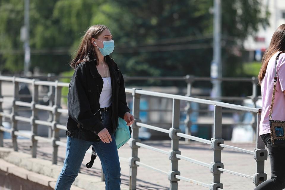 В вузе призвали студентов и педагогов носить маски и соблюдать рекомендации Роспотребнадзора