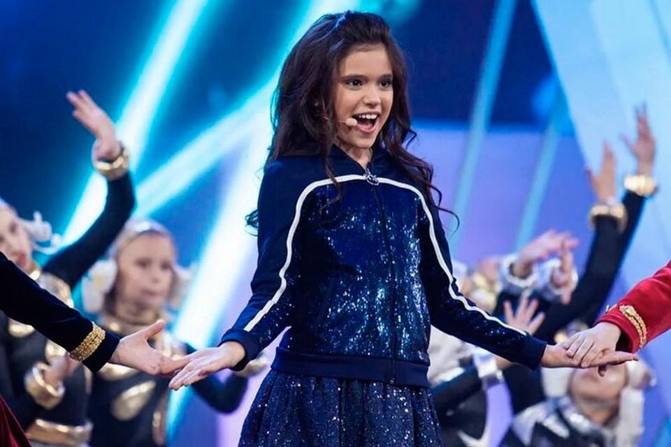 11-летняя София Феськова поборется за право представлять Россию на конкурсе «Детское Евровидение - 2020».