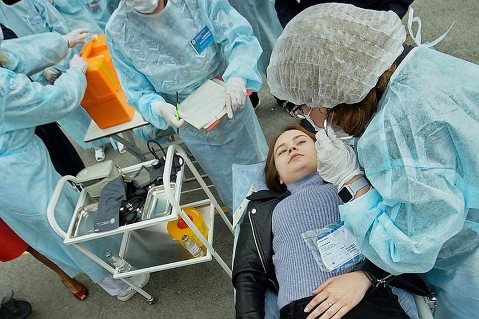 Испытание составит часть крупномасштабного исследования вакцины «Гам-КОВИД-Вак», которое сейчас проводится на территории России