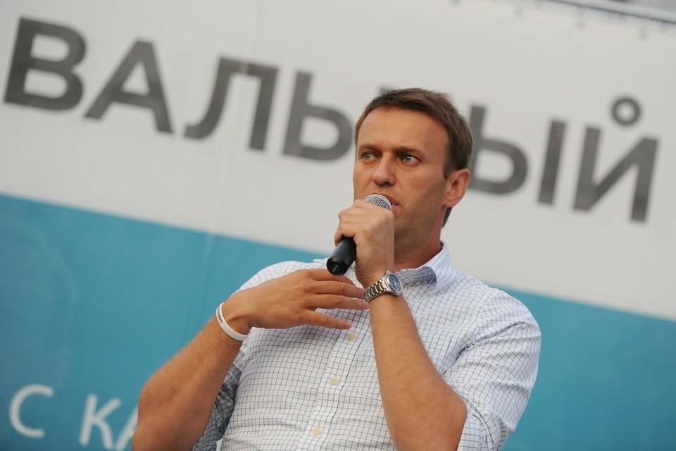 Алексея Навального выдвинули на Нобелевскую премию