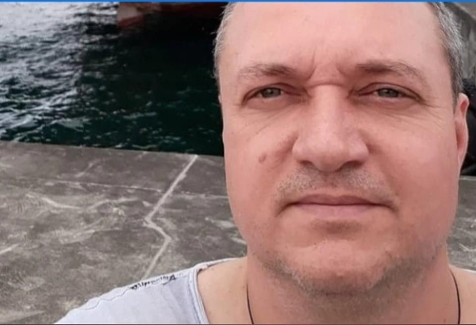 Русские моряки пытались отбить судно при ночном штурме. Но против автоматов с голыми руками не пойдешь Фото: семейный архив семьи Перфильевых