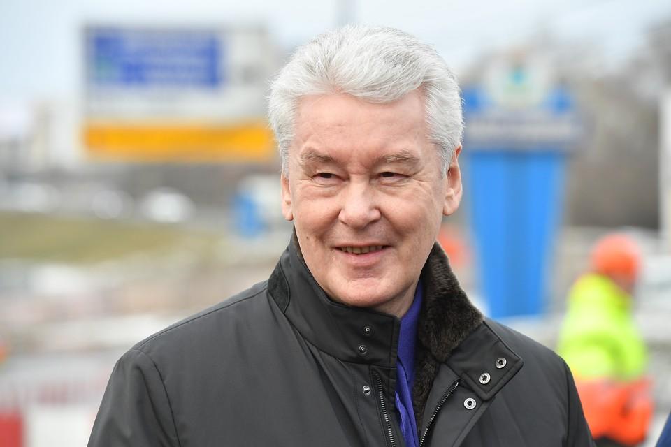 Собянин пообещал раньше включить отопление в Москве