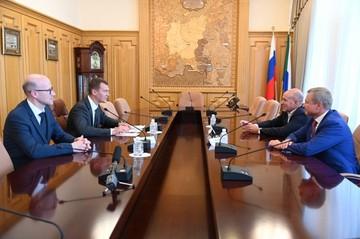 Высокотехнологичная медицина - бесплатно: Михаил Дегтярев подписал соглашение с крупным инвестором