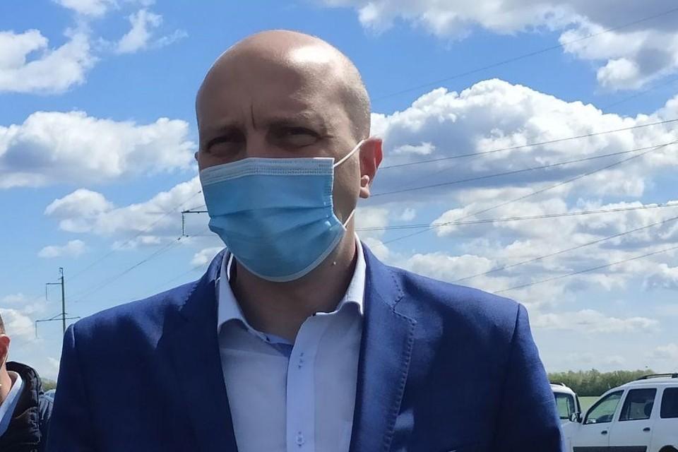 Алексей Зайцев, министр транспорта и дорожного хозяйства Саратовской области