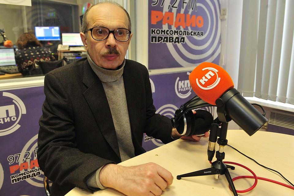 Московский адвокат Леонид Ольшанский