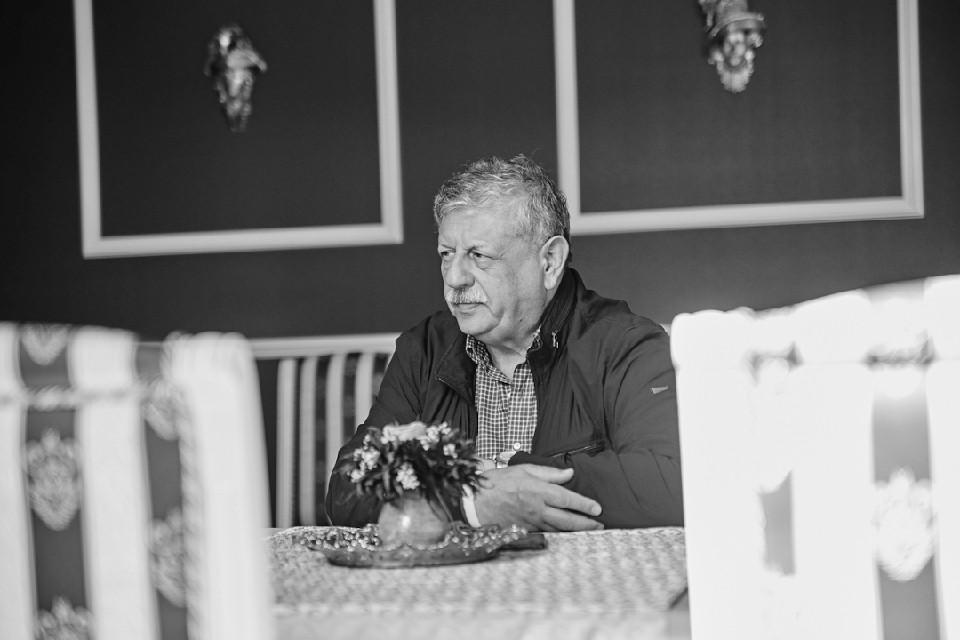 Умер режиссёр, телеведущий Михаил Борисов, поставивший в Твери спектакль «Свадьба Кречинского». Фото: Анастасия Чистякова.