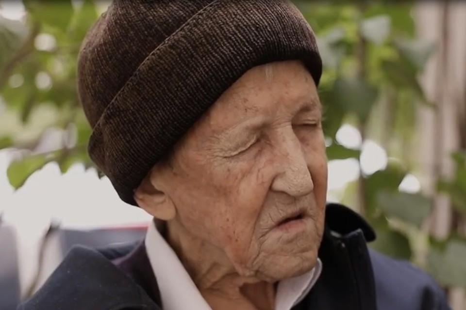 Виктор уезжал на Кавказ молодым, а вернулся домой слепым стариком. Фото: «Альтернатива»