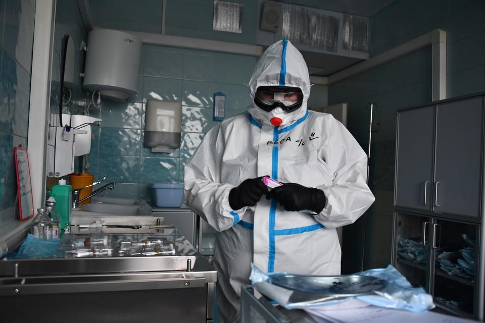 За день заразились коронавирусом больше полсотни сибиряков.