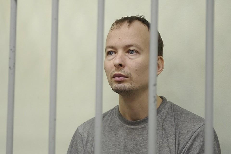 Алексей Александров признал вину в двойном убийстве