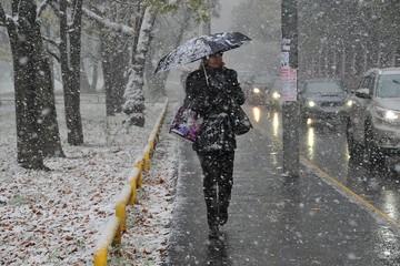 Первый снег и заморозки в России: Синоптики говорят об аномальном начале осени