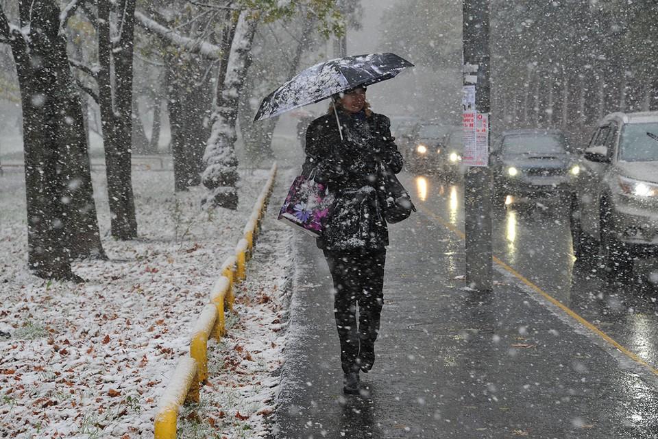 Погода в России этой осенью бьет аномальные рекорды.