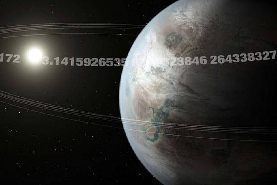На планете «π Earth» каждые 3,14 дня Новый год. Фото: cnet.com