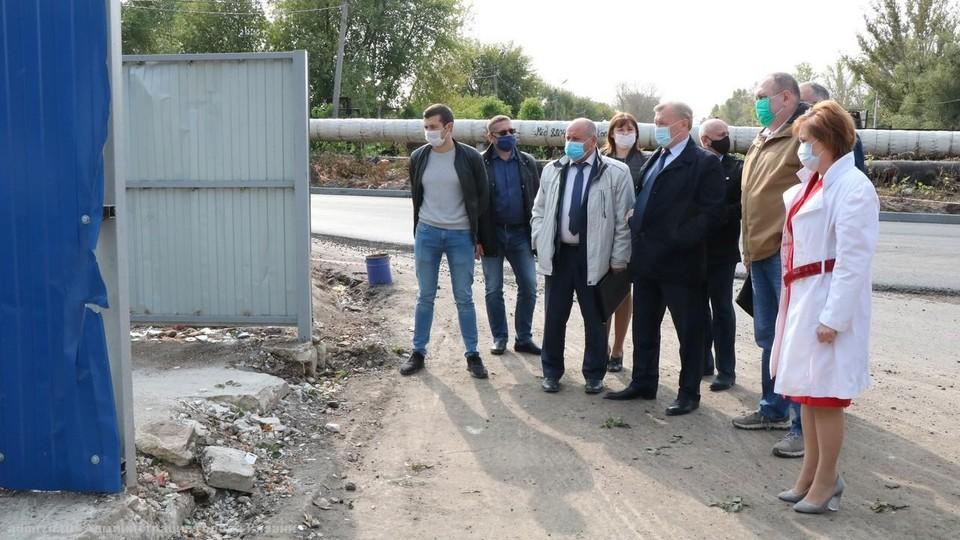 Фото: пресс-служба администрации Рязани.