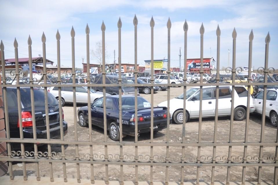 Иркутянин едва не остался без автомобиля из-за неоплаченного штрафа