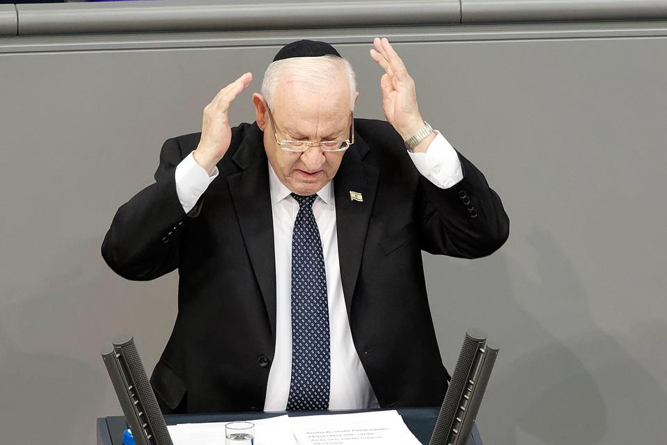 Жалованье президента Израиля в прошлом году составляла порядка 64 тыс. шекелей
