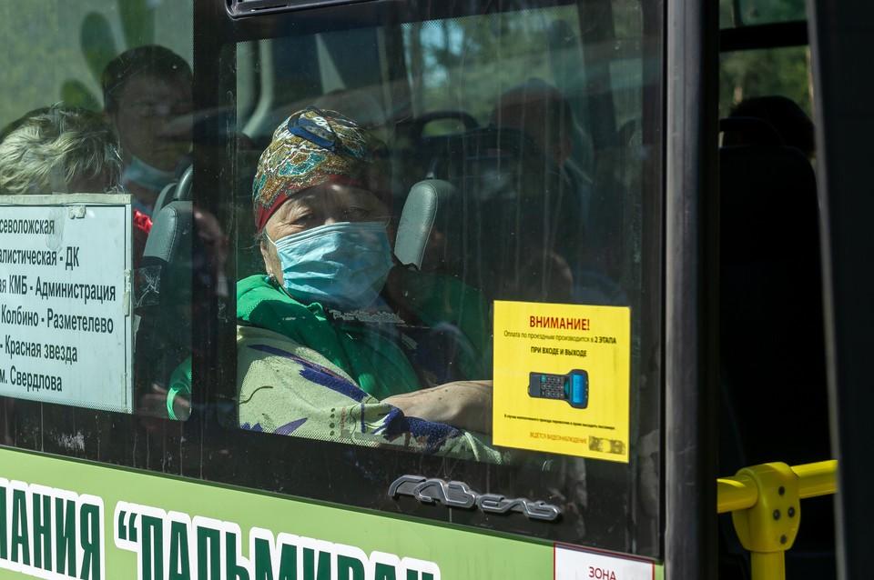 """Петербуржцам разрешили бесплатно ездить в маршрутках по """"Подорожнику"""" при отсутствии валидатора"""