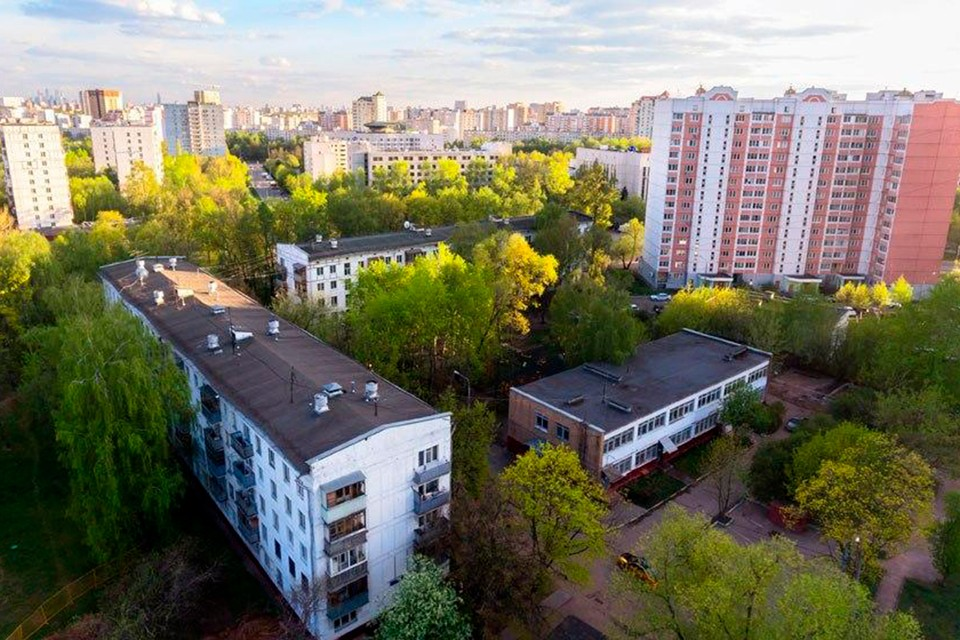 Квартиры под реновацию в Москве в 2020 году