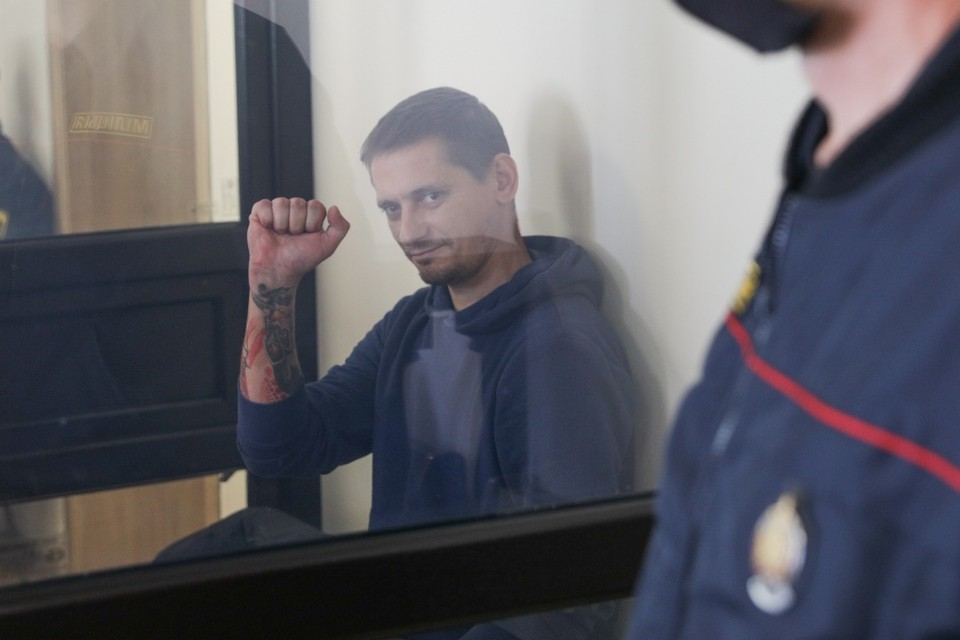 В деле двое обвиняемых, один из них, Павел Песков - под стражей