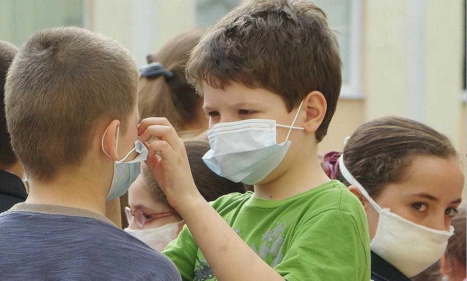 В Перми зарегистрировано 9 тысяч случаев гриппа и ОРВИ, из них 4,9 тысяч - дети.