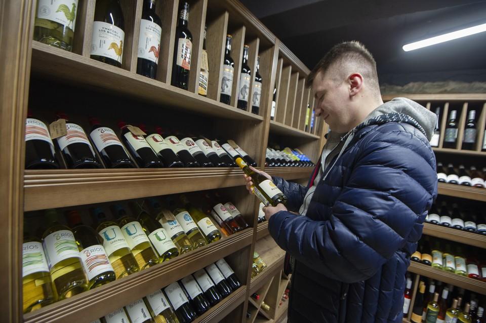 Россияне стали разборчивы в выборе алкоголя.