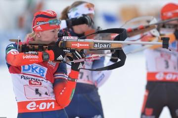 Контрольный выстрел: Еще двух российских биатлонистов дисквалифицировали за допинг