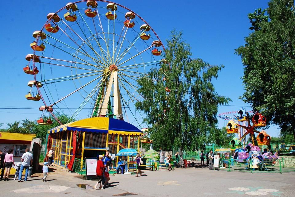 Прокатиться за 50 рублей: в Парке Горького проходит акция, по которой можно купить билеты по сниженной цене