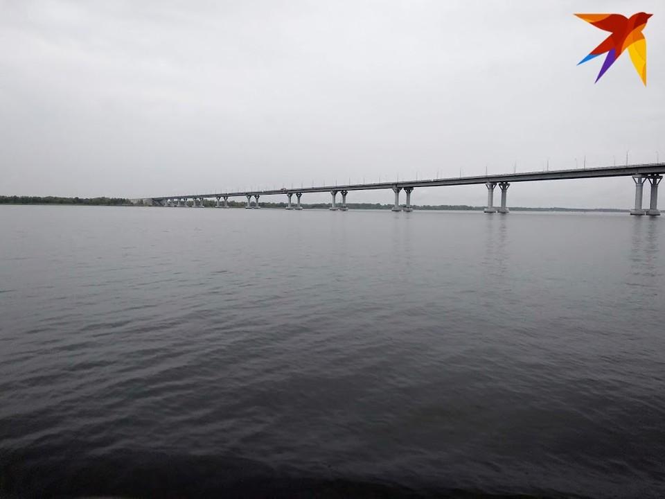 Через Волгу планируется построить мостовой переход