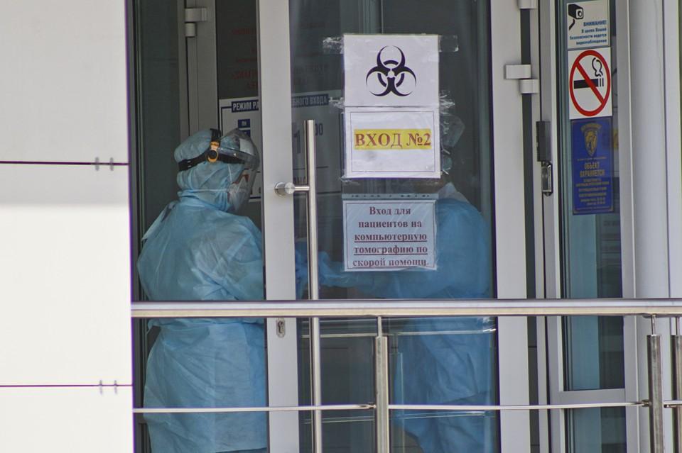 Коронавирус в Пензенской области, новости на 26 сентября: за сутки зарегистрированы еще две смерти среди пациентов