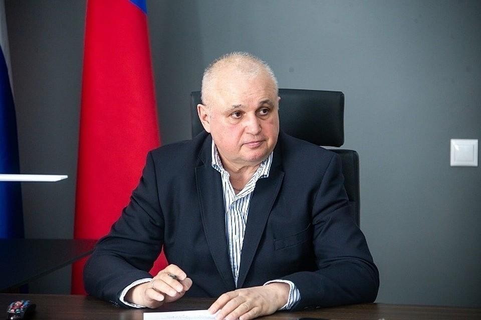 В Кузбассе частично вернули ограничения по коронавирусу. Фото: Пресс-служба АПК