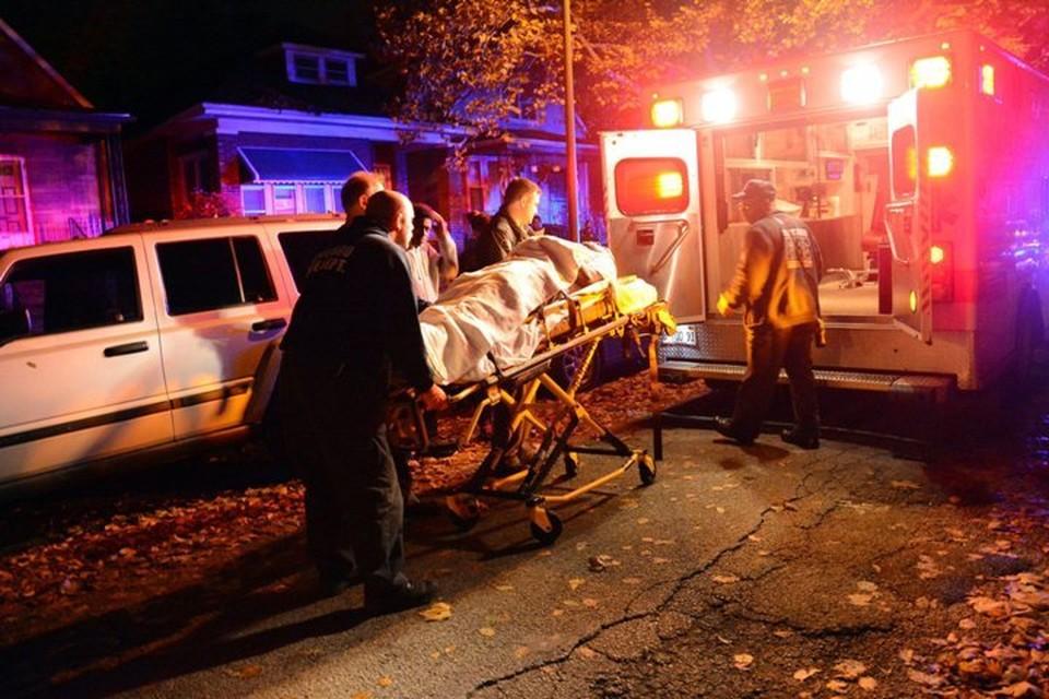 Девочку на «Скорой» доставили в больницу, но спасти ее не удалось