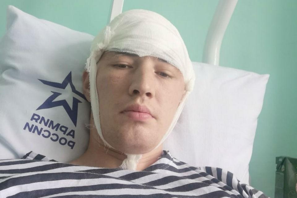 Дмитрия Чемалина прооперировали в госпитале Североморска.