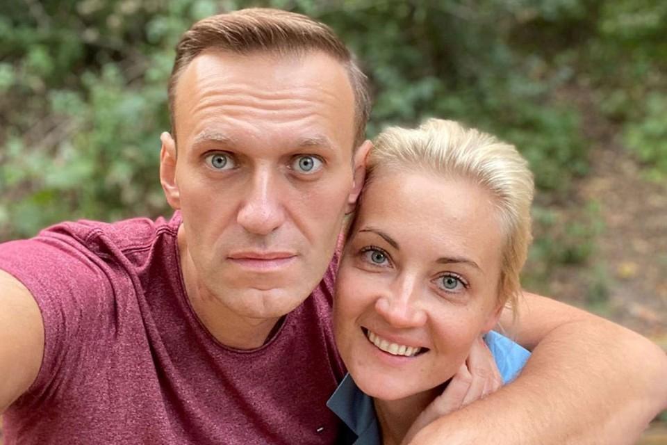Теперь о своем здоровье Навальный сообщает сам