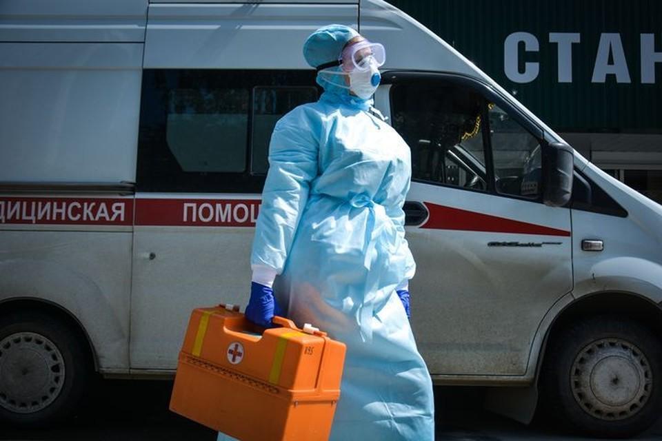 От коронавируса умерли двое. Фото: архив КП
