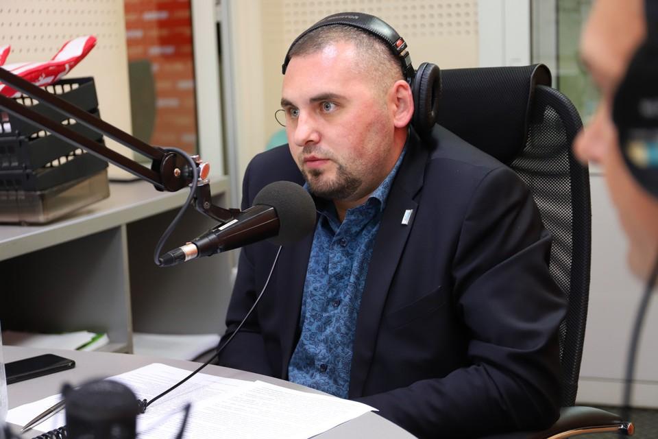 Чемалтынов Марат Юрьевич - Главный инженер службы благоустройства и дорожного хозяйства Ижевска