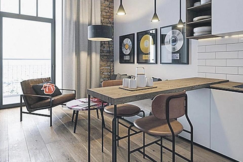 Так называемые скворечники - квартиры менее 15 квадратных метров - нет-нет да и появляются на сайтах по продаже недвижимости. Фото: cian.ru