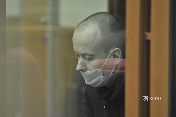 Уктусский стрелок в Екатеринбурге получил пожизненный срок за убийство двух девушек