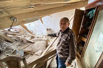 Жители обстрелянного армянского Мартуни: Это все Турция виновата