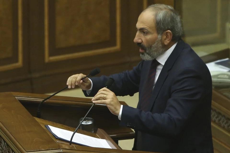 Премьер Армении обсудил с Совбезом нанесение «соразмерного удара» по азербайджанским ВС